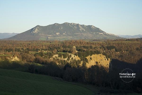 Monte Soratte castel d'ischia