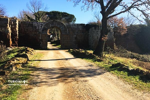 Porta di Faleri Novi
