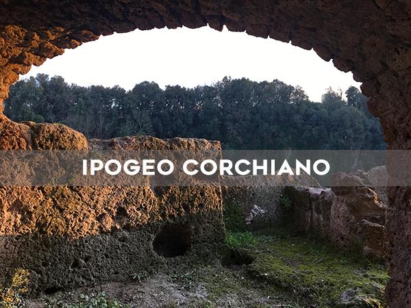 IPOGEO rupestre di CORCHIANO